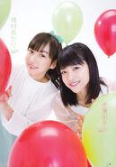 Kanazawa Tomoko, Uemura Akari-444560
