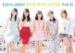 JuiceJuice-DVDMag11-cover