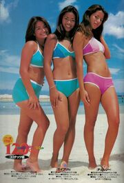 Young Sunday 1999 Coconuts Musume (2)