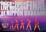 Juice=Juice-LIVEMISSIONFINAL-DVDcover
