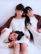 Inaba Manaka, Magazine, Morito Chisaki, Shimamura Uta-525328