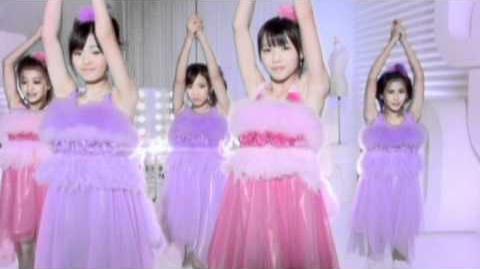 ℃-ute - LALALA Shiawase no Uta (MV) (Dance Shot Ver.)