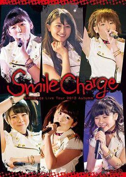 SmileCharge2013-dvd