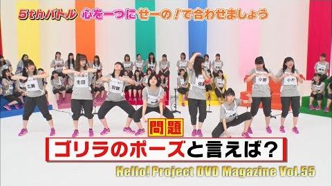 Hello! Project DVD MAGAZINE Vol