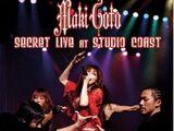 Maki Goto SECRET LIVE at STUDIO COAST