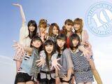 """Morning Musume 10ki Member """"Genki Jirushi"""" Audition"""