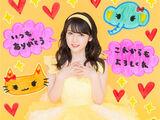 Michishige Sayumi Birthday Event 2019