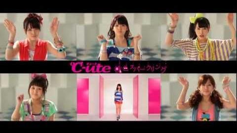 ℃-ute - Momoiro Sparkling (MV) (Multi Ver