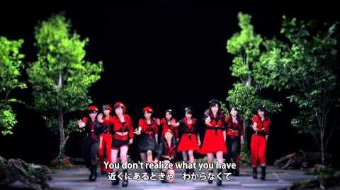 "モーニング娘。 『愛の軍団』(Morning Musume。 ""GUNDAN"" of the love ) (Dance Shot Ver.)"