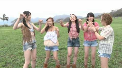 ℃-ute 「アロハロ!2 ℃-ute DVD」ダイジェスト