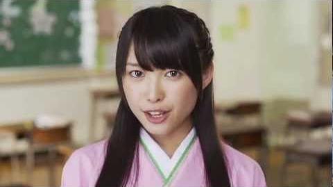 Berryz Koubou × ℃-ute - Amazuppai Haru ni Sakura Saku (MV) (Nakajima Saki Solo Ver