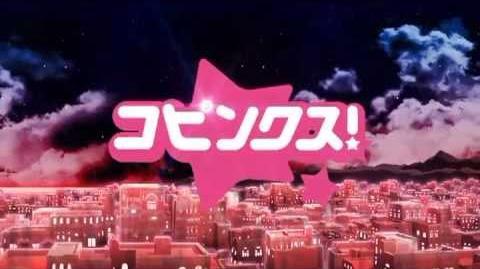 静岡朝日テレビ「コピンクス!」OP4thシーズン
