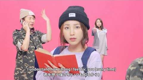 吉川友 『「すき」の数え方』(You Kikkawa How to count「love」 )(MV)
