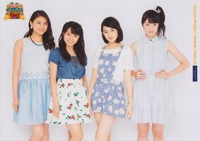 Aikawa Maho, Murota Mizuki, Sasaki Rikako, Wada Ayaka-588946