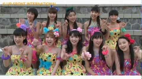 DVD「モーニング娘。Fanclub Tour In Hawaii 2012 Summer」