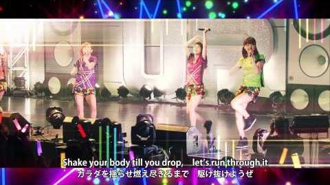 アップアップガールズ(仮) 『全力!Pump Up!! -ULTRA Mix-』 Full Power! Pump Up!! -ULTRA Mix- (MV)