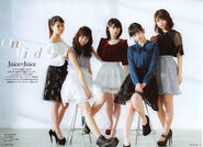 Juice=Juice-GravureTheTelevision-March2016