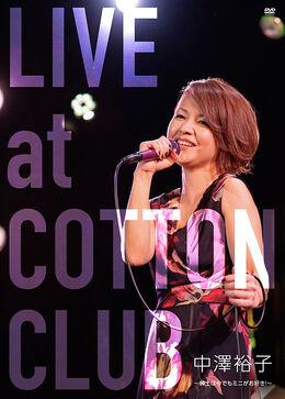 Nakazawa-Yuko-LIVE-at-COTTON-CLUB-cover
