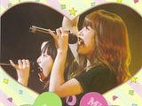 Morning Musume Niigaki Risa & Fukumura Mizuki Birthday Event