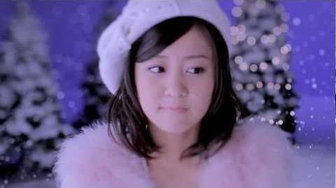 ℃-ute - Aitai Lonely Christmas (MV) (Hagiwara Mai Solo Ver