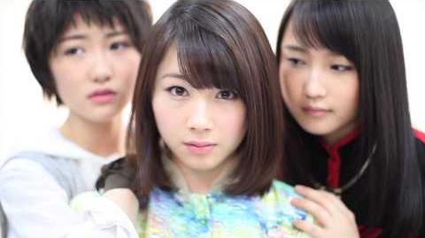 "Engeki Joshibu Musical ""Triangle"" Special Announcement Video"