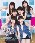 Juice=Juice, Kanazawa Tomoko, Magazine, Miyamoto Karin, Miyazaki Yuka, Otsuka Aina, Takagi Sayuki, Uemura Akari-373482