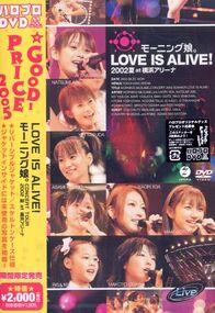 LOVEISALIVEYokohama-dvd