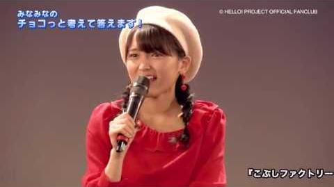 DVD『こぶしファクトリー 野村みな美・和田桜子バースデーイベント2018』