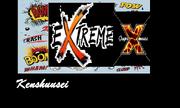 EXTREMEX Kenshuusei Logo