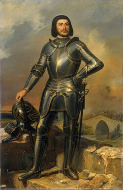 Gilles de Rais Portrait