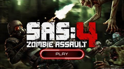 SAS- Zombie Assault 4 Mobile - Official Trailer!