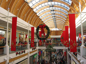 Totten Mall Holidays