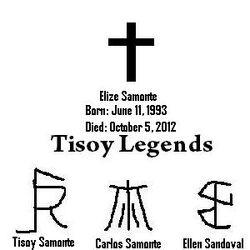 Tisoy Legends