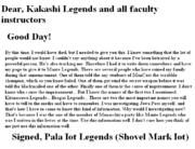 Pala Iot Legends' Suicide Letter