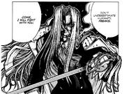 Hellsing Sword