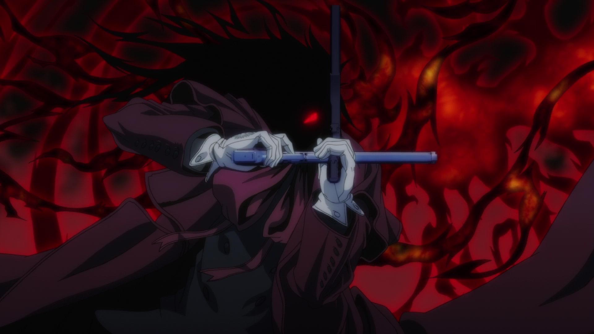 Alucard Hellsing Ova 10
