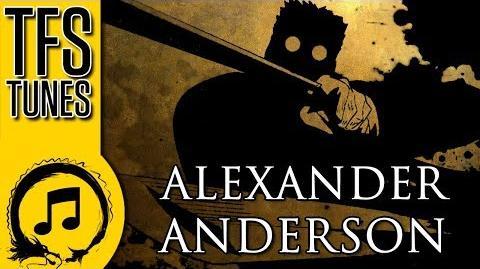 Alexander Anderson A Hamilton Parody - TFS Tunes Team Four Star
