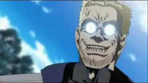 Hellsing Ultimate Biblical Quotes