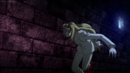 Luke loses his leg