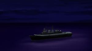 Hellsing HMS Eagle