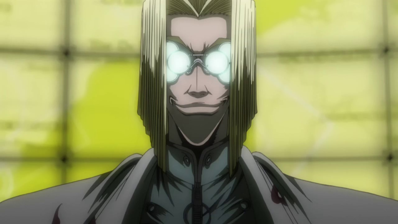 The Doctor | Hellsing Wiki | Fandom