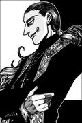 Enrico Maxwell (manga)