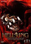Hellsing OVA 1 Cover