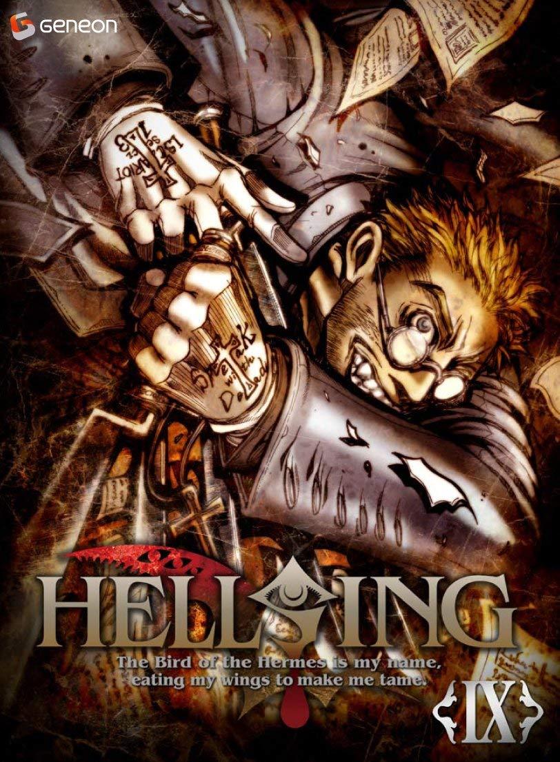 hellsing ultimate 9