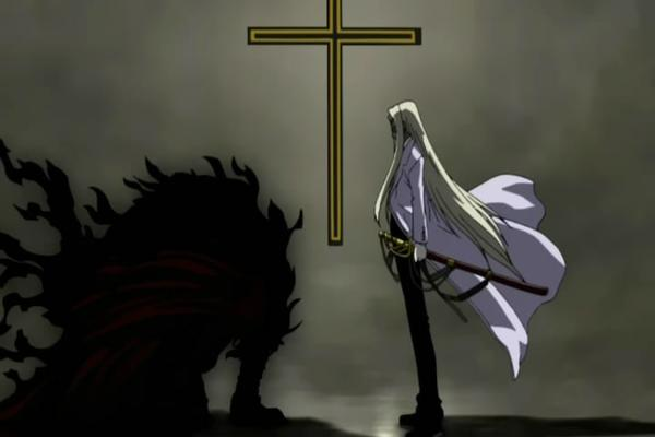 Image result for hellsing integra