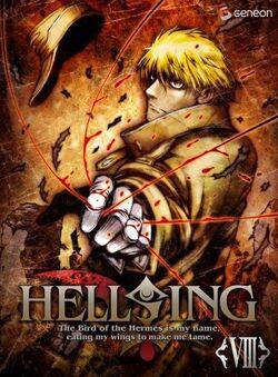 Hellsing The Dawn Anime