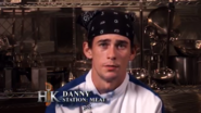 Danny's Confessional (Blue Jacket)