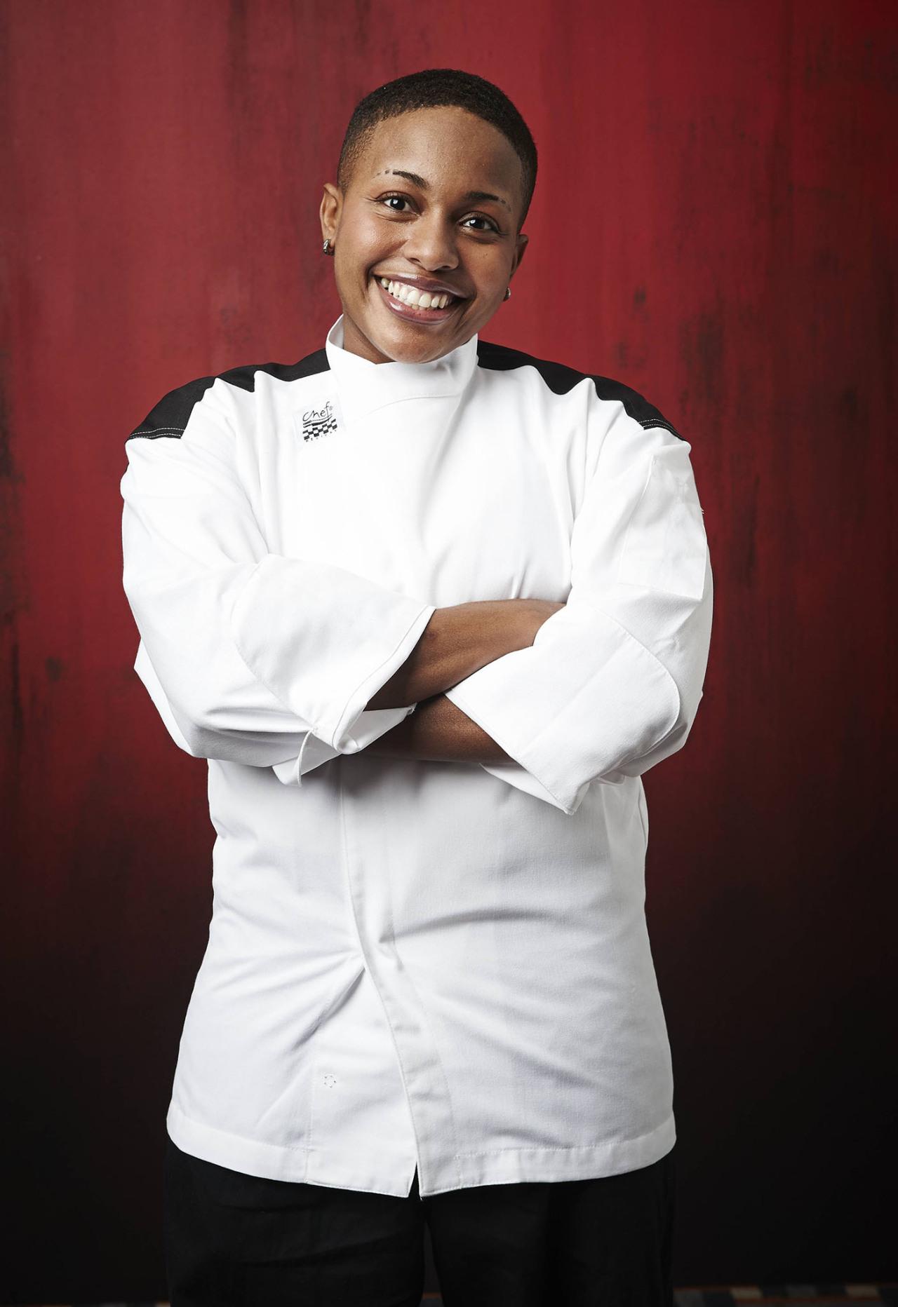 La Tasha Mccutchen Hells Kitchen Wiki Fandom Powered By