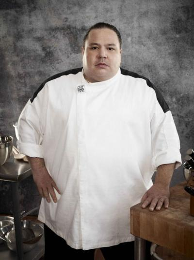 clemenza caserta - Hells Kitchen Season 10 Episode 1