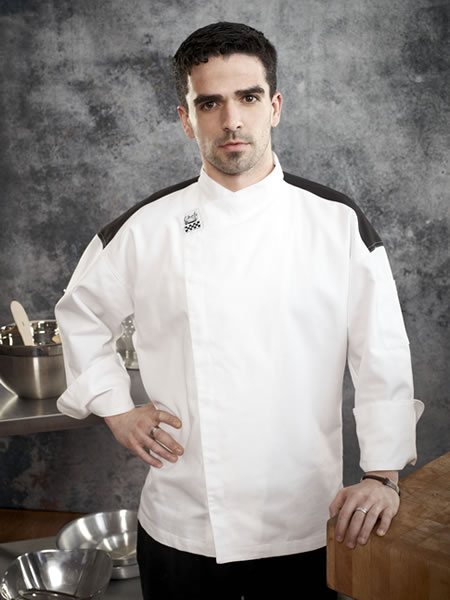 Guy Vaknin Hells Kitchen Wiki Fandom Powered By Wikia